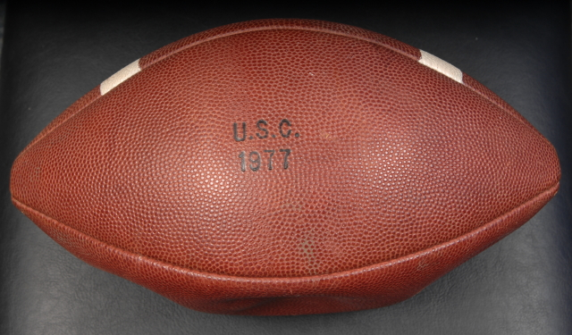 USC Game Ball